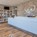 Lakeshore Road Animal Hospital by Artistree Construction