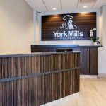 York Mills Animal Hospital by Artistree Construction